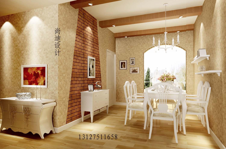 别墅装修设计-案例1-1